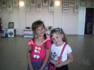 № 34, Полина и Эвелина