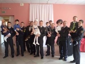милиция и дети