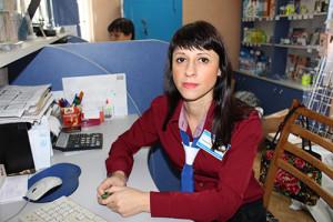 Гуженко Людмила